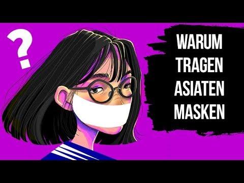Warum tragen Asiaten immer Masken