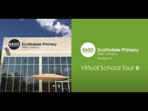 BASIS Scottsdale Primary -  West Campus - Virtual School Tour