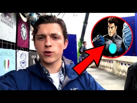 Spider-Man Far From Home LEAKED Video REVEALED! Hydro-Man SET To Appear By Set Video