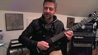 Mode and Pentatonic Chord Relationships - How to use Guitar Scales with Chords