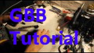 GBB maintenance EP. 1 TWC tech&tips