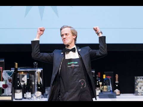 LIVE: Vinarius Norsk Vinkelnermesterskap 2018 & Plaîmont Junior Wine Award 2018