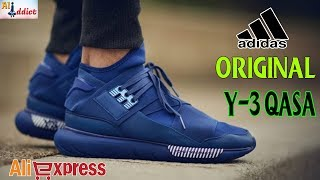#AliExpress Review: Original Authentic Adidas Y 3 QASA