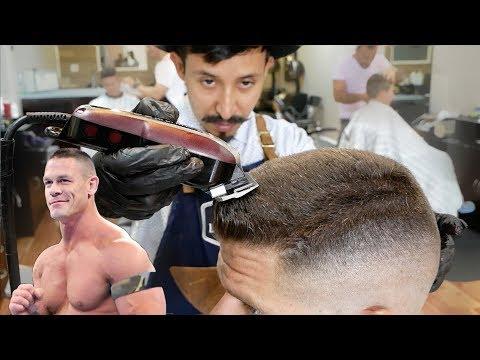 Corte de pelo hombre marine