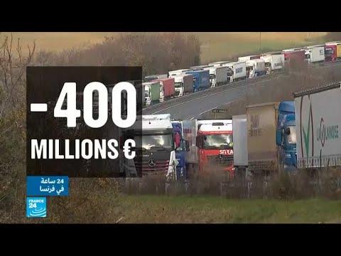 """قطاع النقل والمحال التجارية تعاني خسائر نتيجة احتجاجات """"السترات الصفراء"""""""