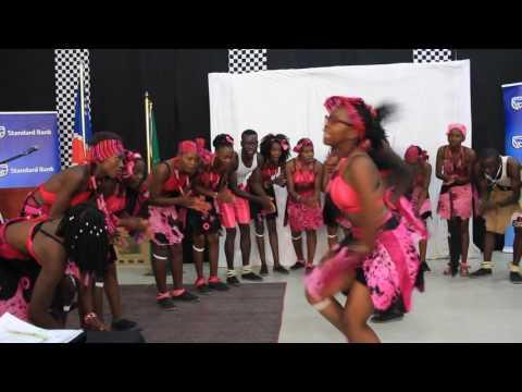 Hifikepunye Pohamba Cultural Group - Olufuko Gala Dinner 29 July 2017