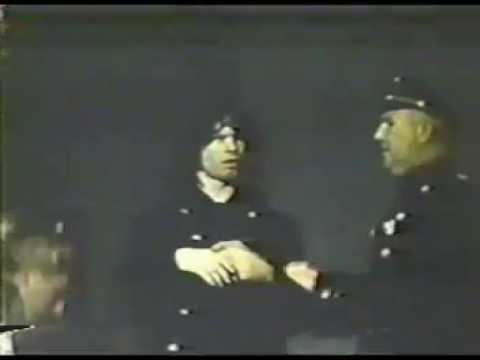 The Doors: Jim Morrison Arrested 1967