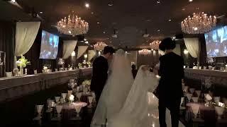 코로나결혼식 2단계 웨딩 현장중계 - 상록아트홀 브이로…
