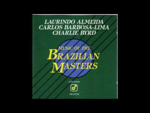 Laurindo Almeida - Music Of Brazilian Masters - 1989 - Full Album