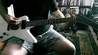 Otep - Smash The Control Machine (Guitar cover)