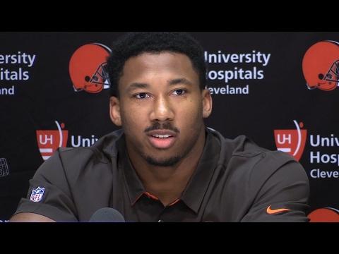 Meet Myles Garrett, the Browns No.1 pick in NFL Draft