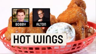 How To Make The Best Chicken Hot Wings