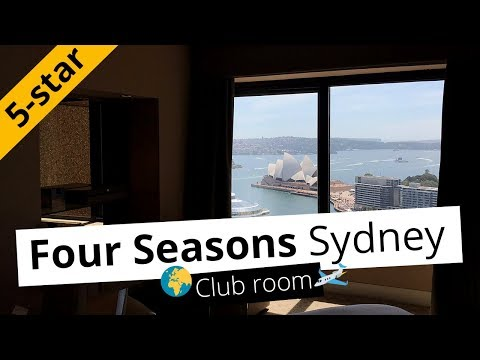 REVIEW: Four Seasons Hotel Sydney With Lounge 32