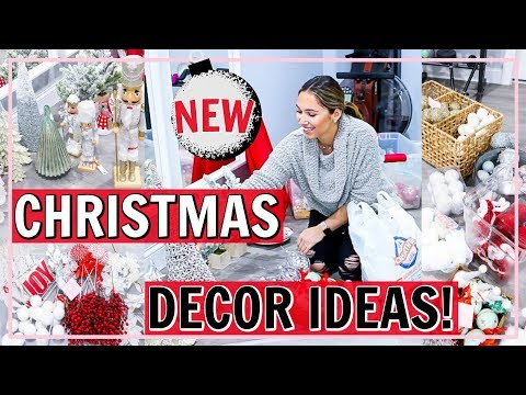 EXTREME CHRISTMAS DECORATING! CHRISTMAS DECOR IDEAS & DECORATE FOR CHRISTMAS 2019 PREP