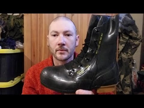U.S G.I. Extreme Cold Weather Mickey Boots