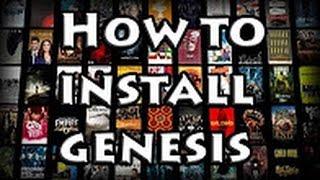 how to install genesis for kodi 2017 (Easy Method)