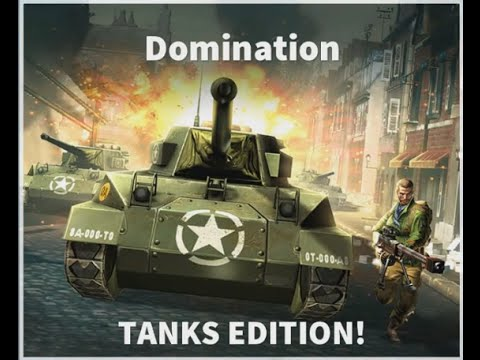 Brothers in Arms 3 - Multiplayer : Domination | Tanks Edition | Enter the battlefield on foot !