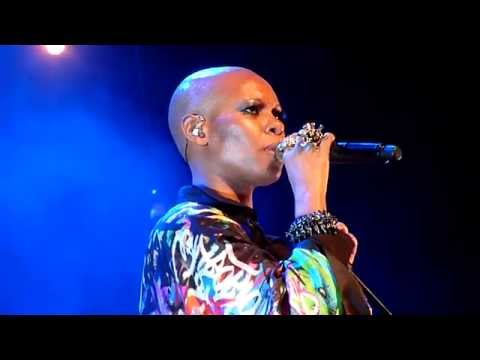 Skunk Anansie - 100 Ways To Be A Good Girl - Hackney Empire, London - March 2014