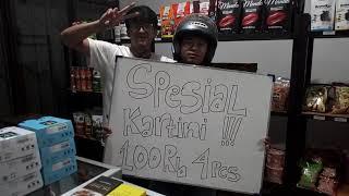 Download Video BSL promo spesial hari Kartini.. 100. RB 4 PCS.. MP3 3GP MP4