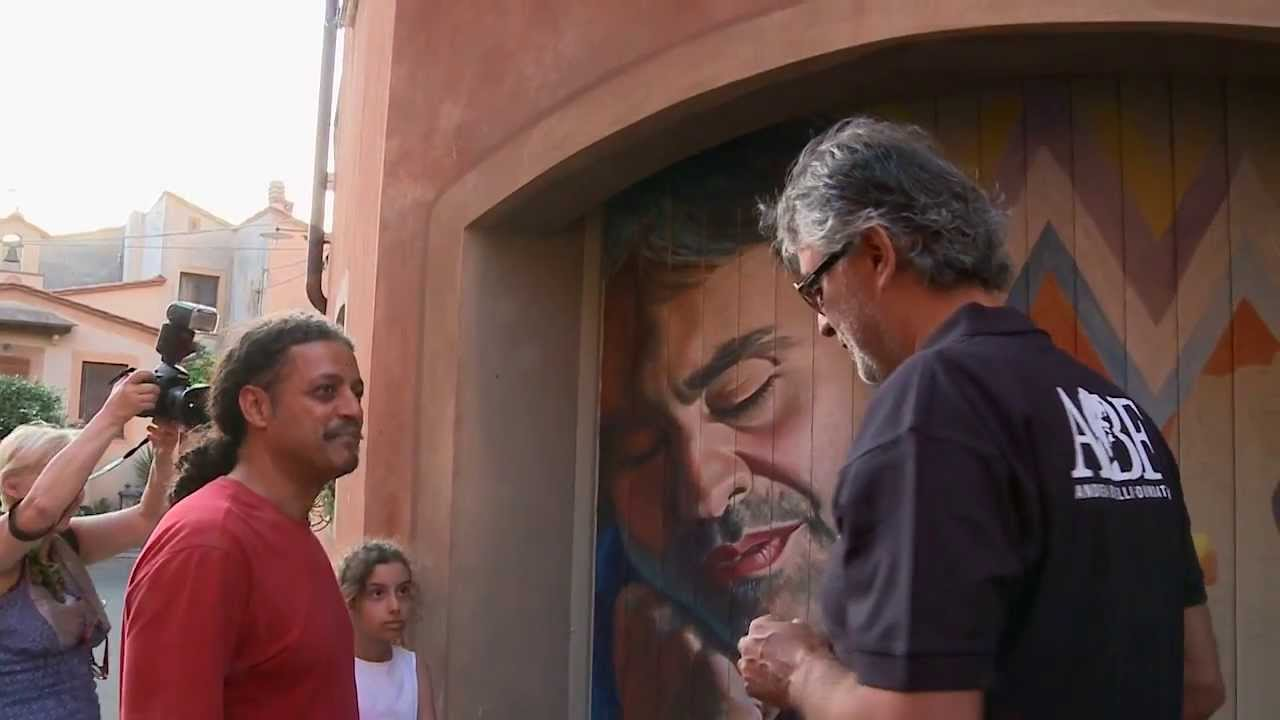 buy online 9abc5 0dac5 Andrea Bocelli incontra Ali Hassoun. Arte : da raccontare ...