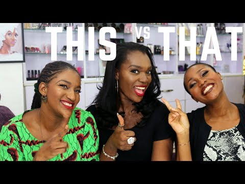 This That Beauty Tag   Beauty Chat with Dimma Umeh & Coveralls and Lipstick