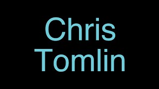 Chris Tomlin - No Chains On Me (lyrics)