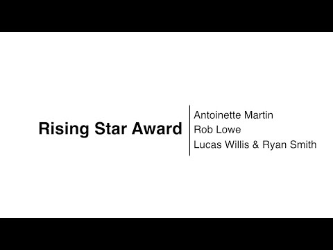 The Guernsey Construction Awards 2016 - Rising Star Award