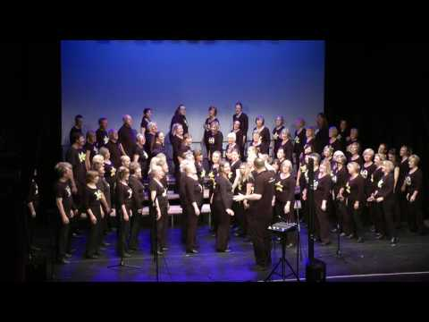 Mary's Prayer Farnham Rock Choir Frensham Heights School 18-06-2016