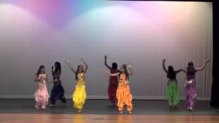 Mauja hi Mauja dance at YGKC 2013