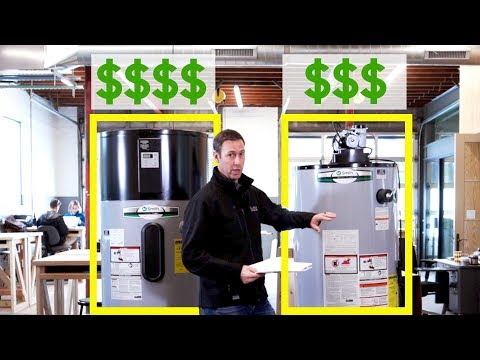What's The Best Water Heater Sold At Lowe's?