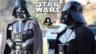 THIS is a Fraction of what Vader will Sound like in my Fan-Film - Star Wars Theory