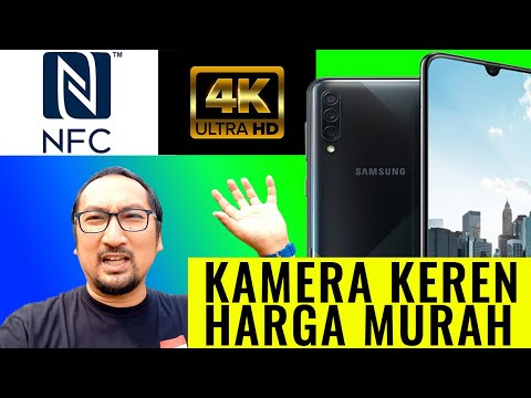 3-4 Jutaan, Video 4K Depan-Belakang: Review Kamera Samsung Galaxy A50s - Indonesia