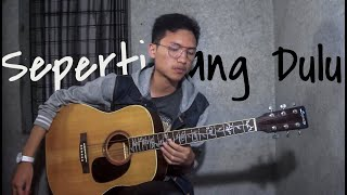 Ungu - Seperti yang Dulu (Instrumental Accoustic Guitar Cover)