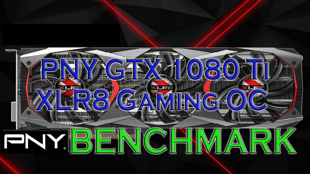 pny geforce gtx 1080 8gb xlr8