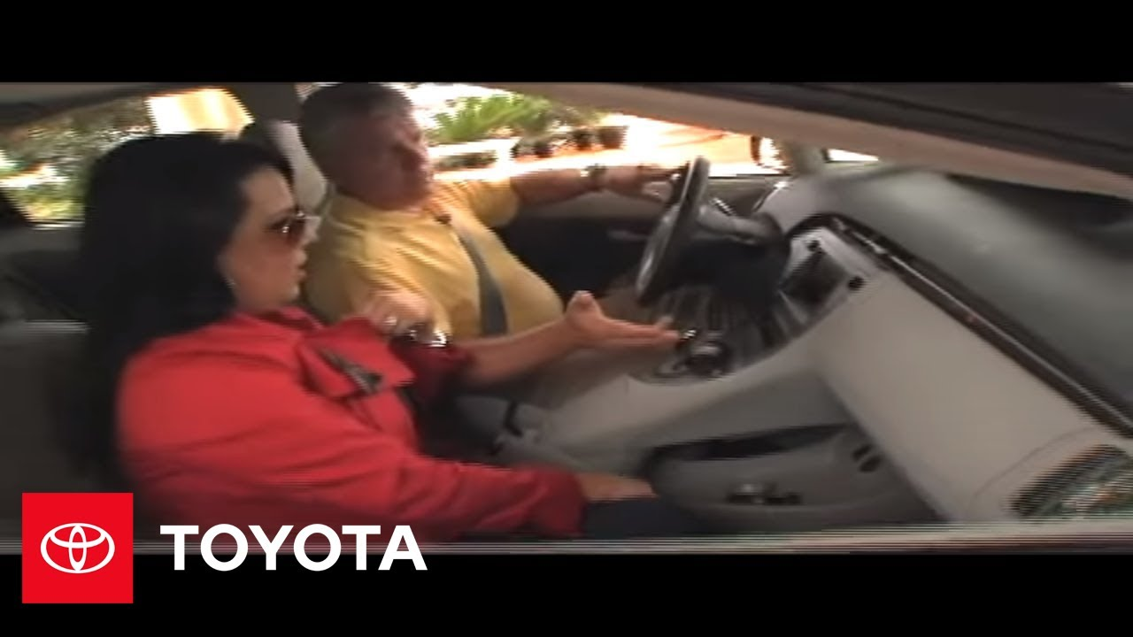 2010 Prius How To Hybrid Driving Tips Toyota