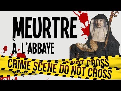 Cette abbaye a été le lieu d'un meurtre - Fontaine Guérard