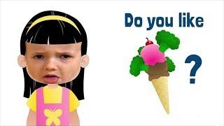 Do You Like Broccoli Ice Cream? Super Simple Songs