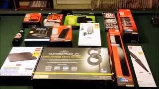 12 Indoor HDTV Antennas Reviewed