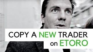 The New Trader I Copied on Etoro