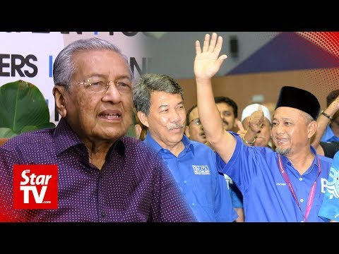 Dr M: Umno-PAS cooperation contributed to Pakatan's loss in Semenyih