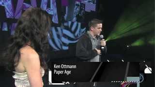 Ken Ottmann - Gewinner AAA - Deutscher Webvideopreis 2013
