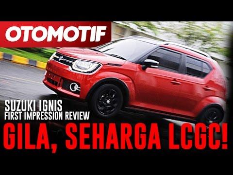Suzuki Ignis Indonesia First Impression Review - Gila, Seharga LCGC!