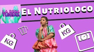 EL NUTRIOLOGO -- La india Yuridia