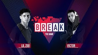 BREAK THE GAME | Lil Zoo vs. Victor