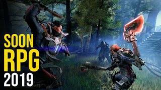 Top 15 Upcoming RPG Games 2019 - PC, XBOX one, PS4