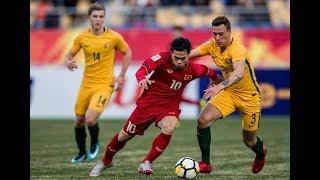 Vietnam 1-0 Australia (AFC U23 Championship 2018: Group Stage)