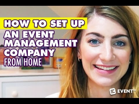 How to Start an Event Planning Company from Home