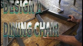 Design A Log Dining Chair