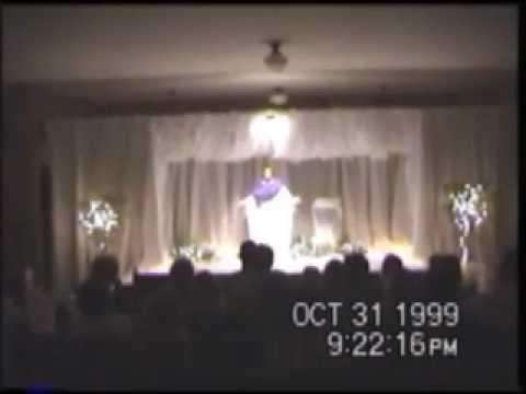 """The Judgment House, The Final Verdict""    Corinth Baptist Church, Macedonia, AL, Oct. 31, 1999"