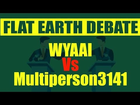 Multiperson3141 Vs Why You Are An Idiot | Flat Earth Debate thumbnail